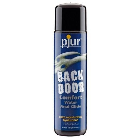 Лубрикант Анальный pjur®back door  Comfort Water Anal Glide 100 ml